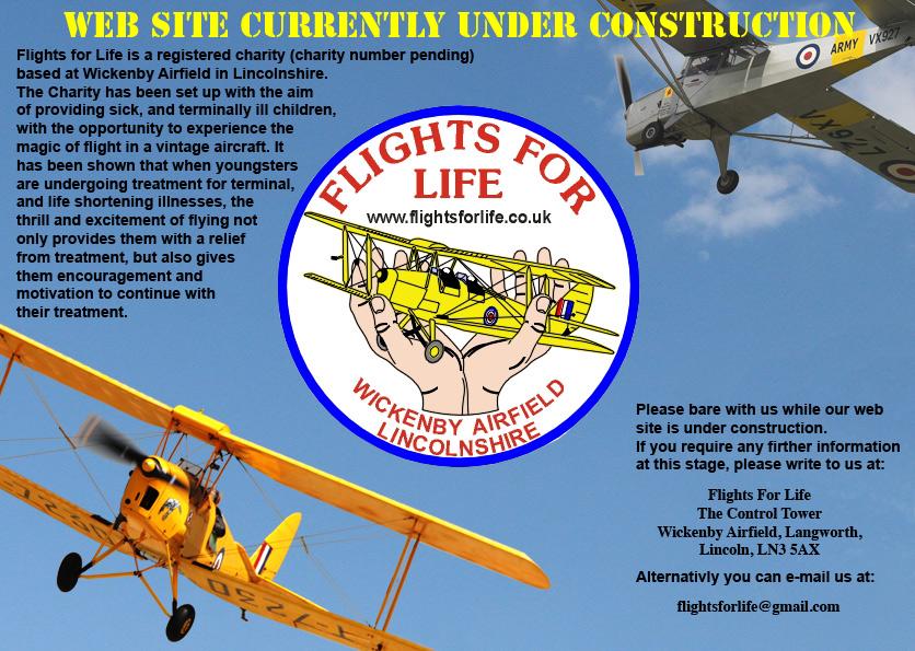 flights for life